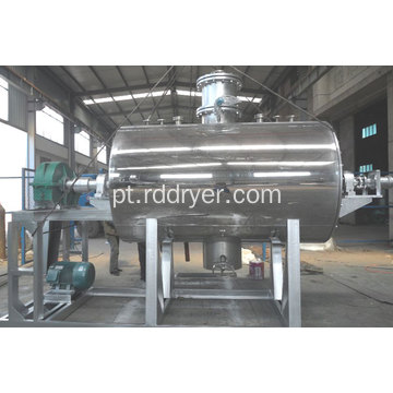 Batchwise Stainless Steel Made Vacuum Rake Dryer Machine